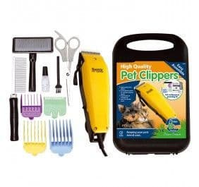 Dog Grooming Kit and universal Seat Cover - With Free Mystery Gift