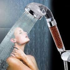 Medium Super Soft Shower Head - With FREE EXTRA MINERALS