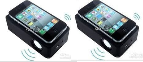 Portable Dual Touch Speaker
