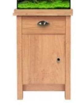 Aqua One OakStyle 85 - Cabinet Only - Oak