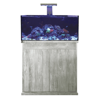 D-D Reef-Pro 900 Standard - Aquarium And Cabinet - Gloss Black