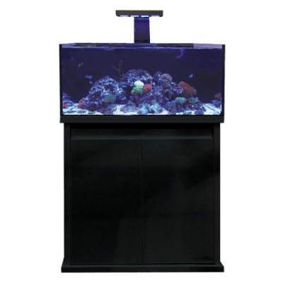 D-D Reef-Pro 900 Standard - Aquarium And Cabinet - Gloss White