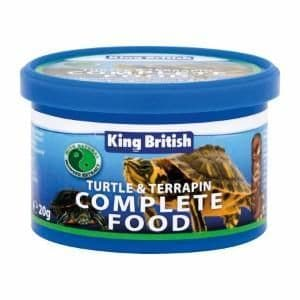 King British Turtle and Terrapin Complete Food 20g