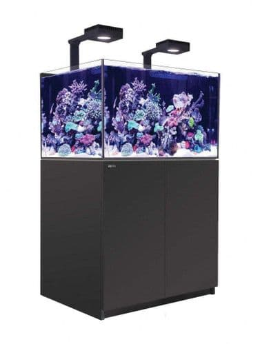 Red Sea Reefer XL 300 Deluxe - Aquarium And Cabinet - Black