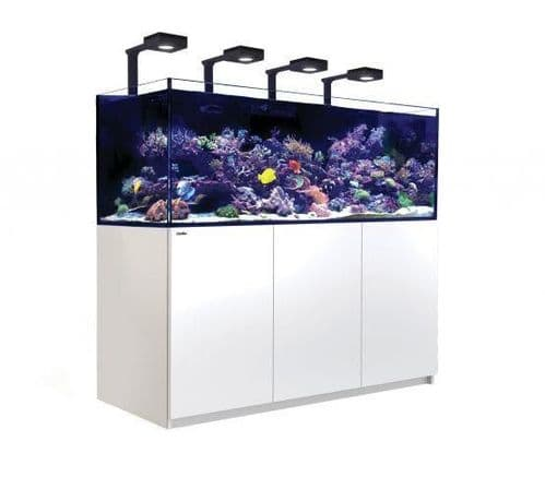 Red Sea Reefer XXL 750 Deluxe - Aquarium And Cabinet - White