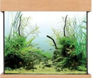 Aqua One OakStyle 110 Aquarium Only Oak