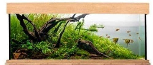 Aqua One OakStyle 300 Aquarium Only Oak