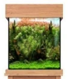 Aqua One OakStyle 85 - Aquarium Only - Oak