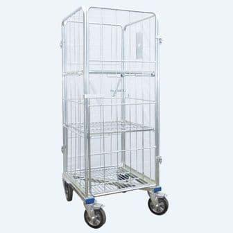 4 Sided Z-Frame Roll Cage