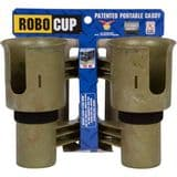 RoboCup Clamp-On Dual Cup Holder - Camo