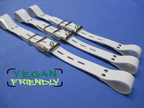 Vegan Friendly Retro Chest Harness/Nappy Harness locking Joining Straps