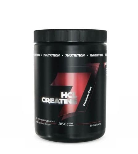 7Nutrition Creatine HCL 350 caps
