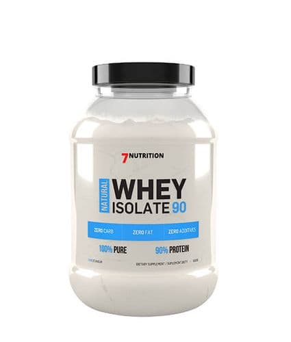 7Nutrition Whey Isolate 90 1kg