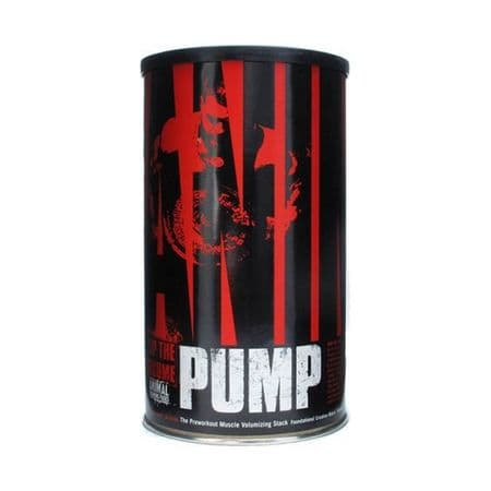 Animal Pump Pre Workout (30 Packs)