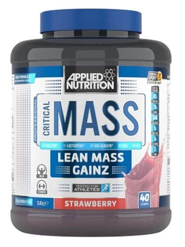 Applied Nutrition Critical Mass Lean Mass Gainz 2.4kg