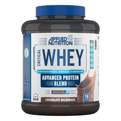 Applied Nutrition Critical Whey 2.27kg