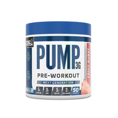 Applied Nutrition Pump Pre Workout 375g