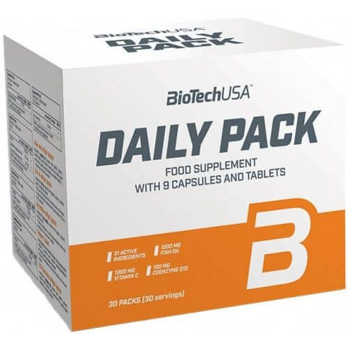 BioTech USA Daily Pack 30 Servings