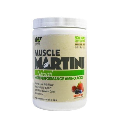 GAT Sport Muscle Martini Natural 345g