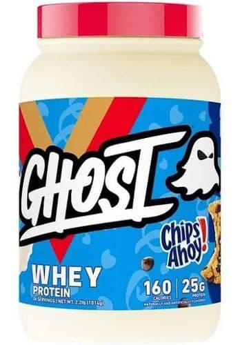 Ghost 100% Whey Protein 907g