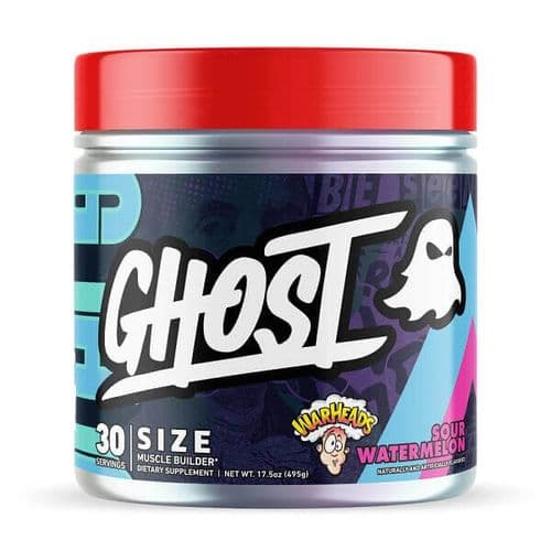 Ghost Size V2 Creatine 30 Servings