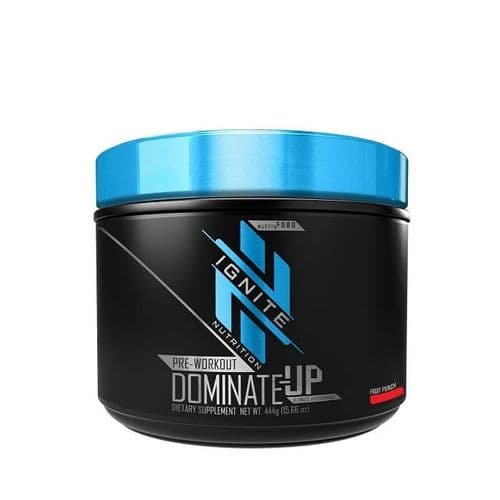Ignite Dominate-Up Pre Workout 444g