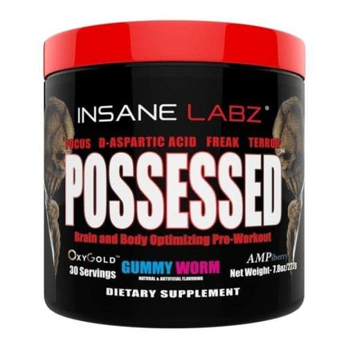 Insane Labz Possessed Pre Workout 30 Servings