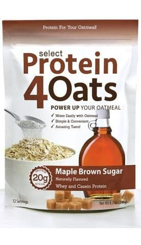 PEScience Protein4Oats 246g