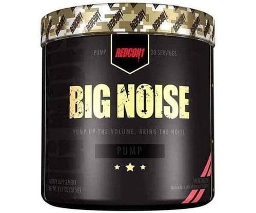 Redcon1 Big Noise Pre-Workout 315g