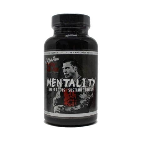 Rich Piana 5% Nutrition Mentality 90 Capsules