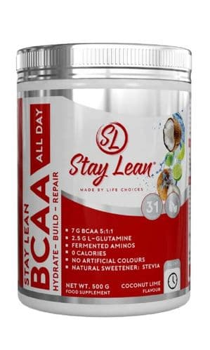 Stay Lean BCAA All Day 500g