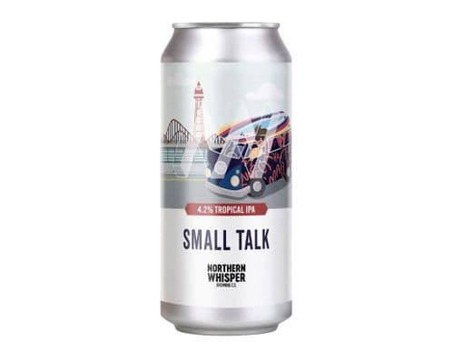 Small Talk- Tropical IPA