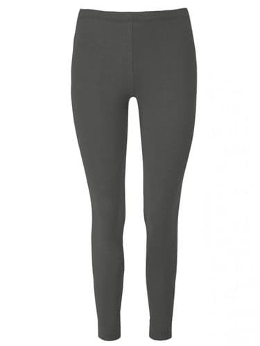 JOE BROWNS GREY STRETCH LEGGINGS NEW SIZES 8-18