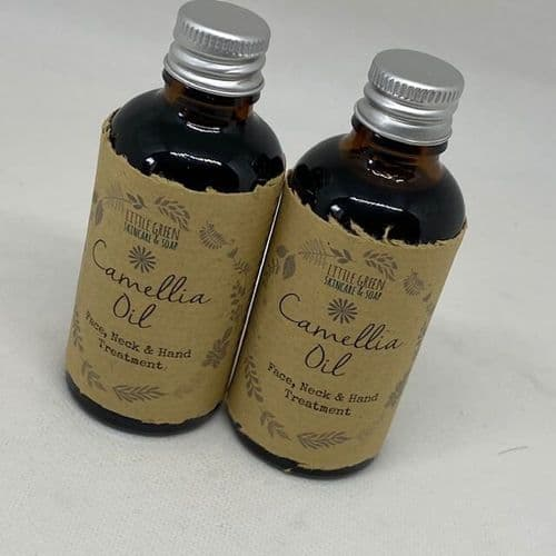 Little Green Skincare & Soap 50ml Camellia Oil