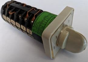ITEM 69 - 043-0042-1HP 5 Pos. Drum Switch Only 1HP