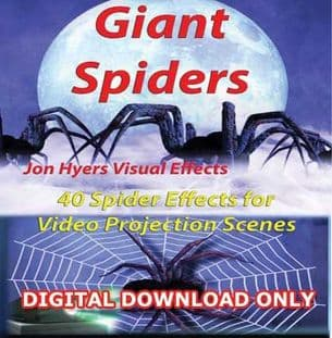 GIANT SPIDERS DIGITAL DOWNLOAD