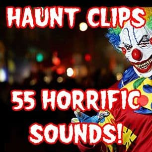 HAUNT CLIPS DIGITAL DOWNLOAD