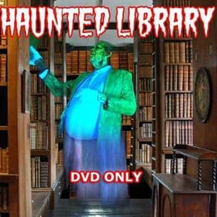 HAUNTED LIBRARY DVD