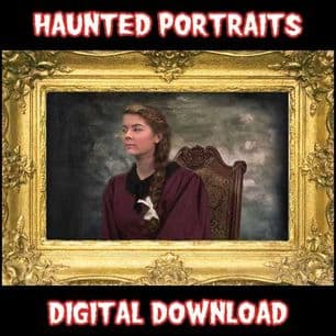 HAUNTED PORTRAITS DIGITAL DOWNLOAD