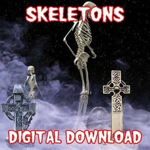 SKELETONS DIGITAL DOWNLOAD
