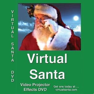 THE ORIGINAL VIRTUAL SANTA - 2002 DVD