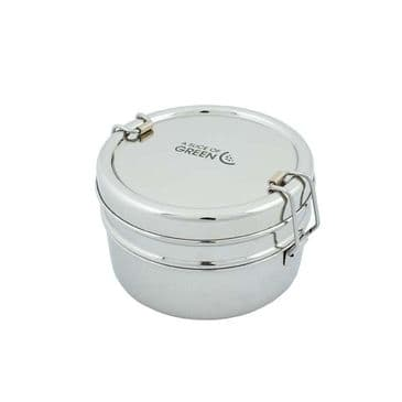 """Chapra"" Stainless Steel Lunchbox"