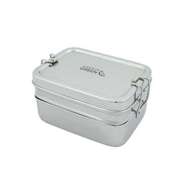 """Panna"" Stainless Steel Lunchbox"