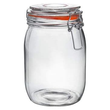 1000ml Clip Top Jar