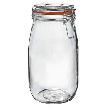 1500ml Clip Top Jar