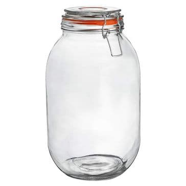 3000ml Clip Top Jar