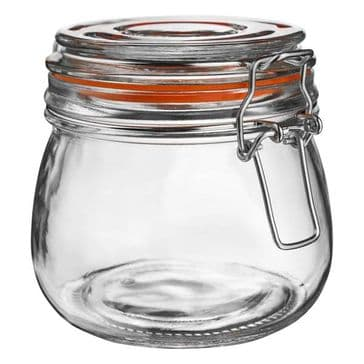 500ml Clip Top Jar