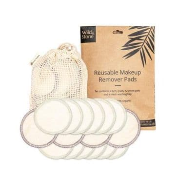 Reusable Makeup Remover Pads  Pack of 16