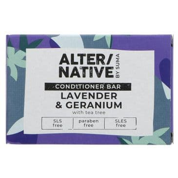 Alter/native Lavender & Geranium Conditioner Bar