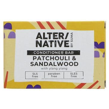Alter/native Patchouli & Sandalwood Conditioner Bar
